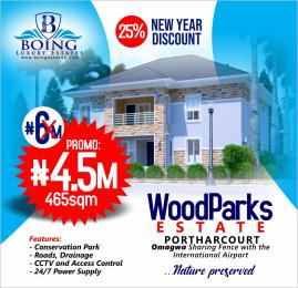 Serviced Residential Land Land for sale Images sharing fence with international Airport Port Harcourt Rivers