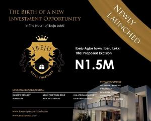 Residential Land Land for sale New Lagos  Orimedu Ibeju-Lekki Lagos