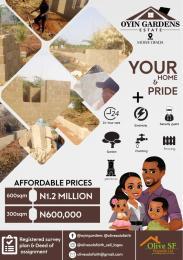 Residential Land Land for sale Mowe, Ofada Sagamu Ogun