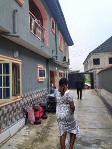 2 bedroom Flat / Apartment for rent Owode Ibeshe  Ibeshe Ikorodu Lagos