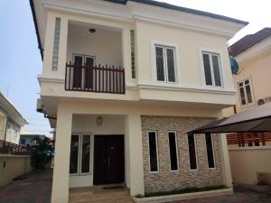 Detached Duplex House for shortlet Off Admiralty way  Lekki Phase 1 Lekki Lagos