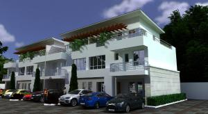 4 bedroom Terraced Duplex House for sale Awoyaya Oribanwa Ibeju-Lekki Lagos