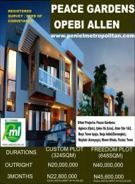 Mixed   Use Land Land for sale Opebi Allen  Opebi Ikeja Lagos