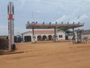 Commercial Property for sale Along Owode ilaro road; Obafemi Owode Ogun