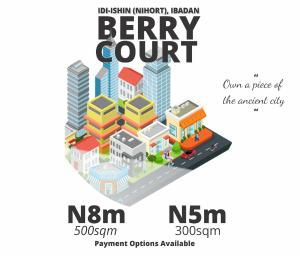 Residential Land Land for sale Berry Court Idishin Ibadan Oyo
