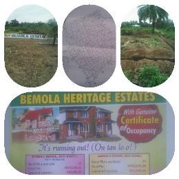 1 bedroom mini flat  Land for sale - Egbeda Oyo