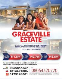 Mixed   Use Land Land for sale OkegunOdofin Village Ibeju Lekki LGA Lagos Ikegun Ibeju-Lekki Lagos