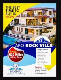 Residential Land Land for sale Apo Rock Villa Apo Abuja