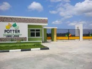 Residential Land Land for sale Potter Gardens and Park Eleranigbe Ibeju-Lekki Lagos