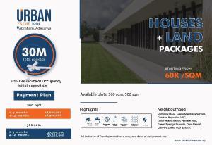 Residential Land Land for sale Urban Prime One Abraham adesanya estate Ajah Lagos