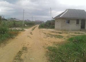 Residential Land Land for sale RUMUOPARAELI Road, Ozuoba New Layout Port Harcourt Rivers