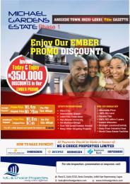4 bedroom Residential Land Land for sale Abegede town Ibeju-Lekki Lagos