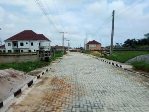 Land for sale 2 mins drive from Novare Shoprite, Amity Estate Lagos Island Lagos Island Lagos