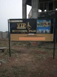 Land for sale Boystown Ipaja road Ipaja Lagos - 1