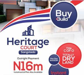 Mixed   Use Land Land for sale Off Monastery Road, Behind Novare Shoprite,  Sangotedo Ajah Lagos