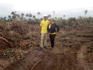 Land for sale agbala owerri north Owerri Imo - 1