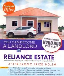 Mixed   Use Land Land for sale Behind Enu-Ani Mega City, after Isele-Asagba junction Asaba Delta