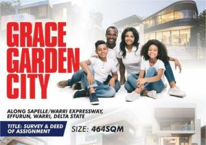 Residential Land Land for sale Along  Sapele / Warri Expressway, Effurun, Warri Warri Delta