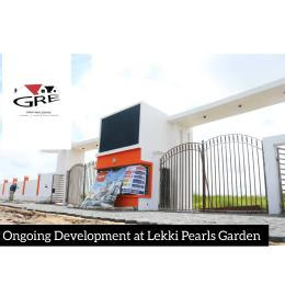 Serviced Residential Land Land for sale 1 minute drive from Lekki Epe Expressway Abijo Ajah Lagos