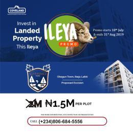 Mixed   Use Land Land for sale Okegun Town Ibeju-Lekki Lagos