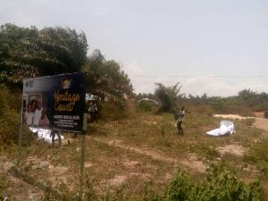 Land for sale Herritage Estate is Located at Adeba Ibeju Lekki LGA Lagos Eputu Ibeju-Lekki Lagos
