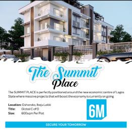 Land for sale The Summit Place Orimedu Ibeju-Lekki Lagos