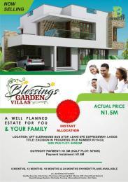 Land for sale Elerangbe - Ibeju lekki Eleranigbe Ibeju-Lekki Lagos