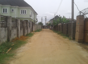 Residential Land Land for sale Behind NTA Station Magbuoba Port Harcourt Rivers