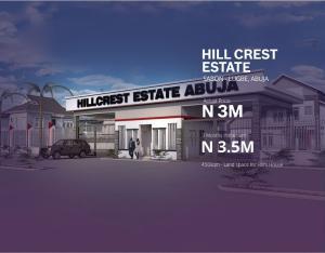 Land for sale Sabon-Lugbe Lugbe Sub-Urban District Abuja