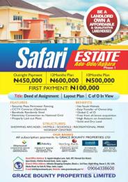 Mixed   Use Land Land for sale Ado-Odo Ado Odo/Ota Ogun