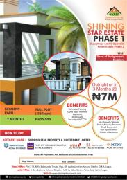 Serviced Residential Land Land for sale opposite amen estate phase2 Eluju Ibeju-Lekki Lagos