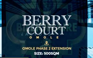 Residential Land Land for sale Omole phase 2 extension. Magodo GRA Phase 2 Kosofe/Ikosi Lagos