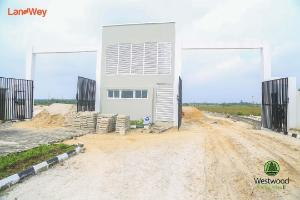Land for sale monastery road behind shoprite, sangotedo ajah Monastery road Sangotedo Lagos - 0