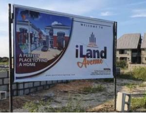 Residential Land Land for sale ILAND HOMES, LAKOWE-AJAH, LAGOS Lakowe Ajah Lagos
