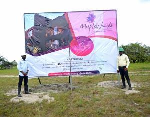 Residential Land Land for sale Igbogun town, Ibeju Lekki  LaCampaigne Tropicana Ibeju-Lekki Lagos