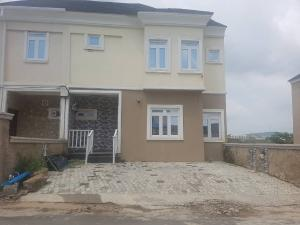3 bedroom Semi Detached Duplex House for sale Behind CITEC Nbora Abuja