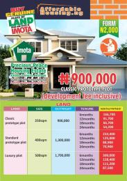 Serviced Residential Land Land for sale Imota ikorodu Ikorodu Ikorodu Lagos