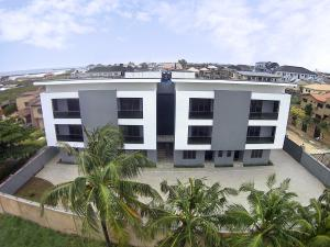 3 bedroom Blocks of Flats House for sale Alpha Beach Road Igbo-efon Lekki Lagos