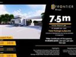 Residential Land Land for sale Frontier Bogije Sangotedo Lagos