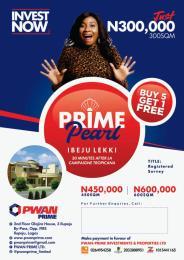 Residential Land Land for sale Itoro Ode Omi Free Trade Zone Ibeju-Lekki Lagos