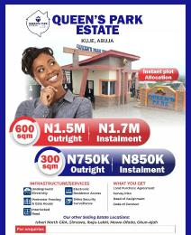 Serviced Residential Land Land for rent Kuje Kuje Abuja