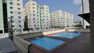 3 bedroom Penthouse Flat / Apartment for sale PrimeWater View Gardens 2 Off Freedom way Lekki phase 1 Ikate Lekki Lagos