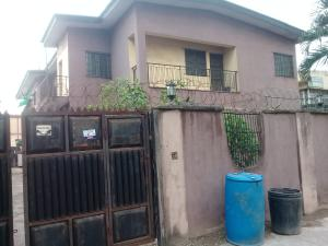 4 bedroom Semi Detached Duplex House for sale Before Charity Bus-stop Oshodi Expressway Oshodi Lagos