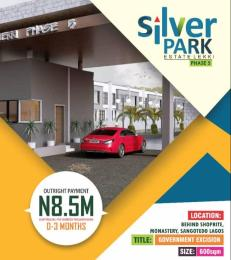 Land for sale Silver Park Estate Sangotedo Ajah Lagos