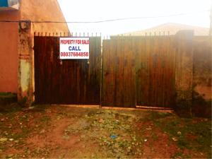 Semi Detached Bungalow House for sale . Kubwa Abuja
