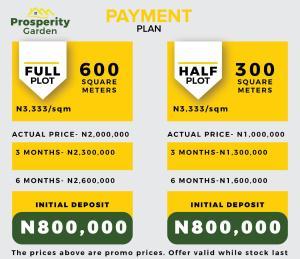Mixed   Use Land Land for sale Ilagbo LaCampaigne Tropicana Ibeju-Lekki Lagos