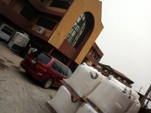 Commercial Property for sale At Jimoh Odutola Moore, Eric moore Surulere Lagos