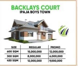 Mixed   Use Land Land for sale Ipaja boys town Boys Town Ipaja Lagos