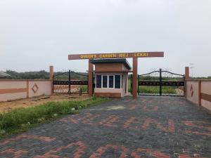 Mixed   Use Land Land for sale Iganfo town off Eleko Beach road Eleko Ibeju-Lekki Lagos