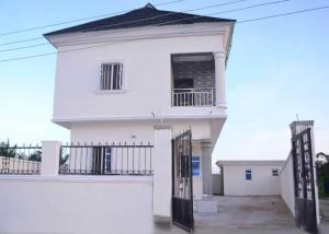 Detached Duplex House for sale Goodnews estate Abraham adesanya estate Ajah Lagos